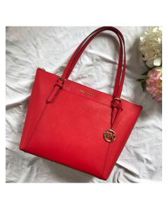 MICHAEL Michael Kors Voyager Large Tote Red