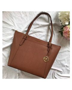MICHAEL Michael Kors Voyager Large Tote Brown